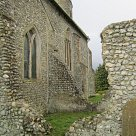 Ruin of the north chapel